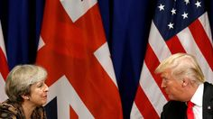 """President Donald Trump confirmed late Thursday that he canceled a trip to London next month to help open the new U.S. Embassy there, saying he did not support the project and that former President Barack Obama crafted a """"bad deal"""" to see it built."""