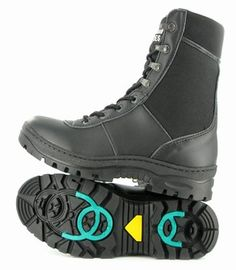 Ice Patrol Boot Black - Hiking Boots / Safety Boots