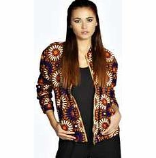 boohoo Aaliyah Geo Print Heavy Crepe Bomber Jacket - Breathe life into your new season layering with the latest coats and jackets from boohoo. Supersize your silhouette in a puffa jacket, stick to sporty styling with a bomber, or protect yourself from t http://www.comparestoreprices.co.uk/womens-clothes/boohoo-aaliyah-geo-print-heavy-crepe-bomber-jacket-.asp