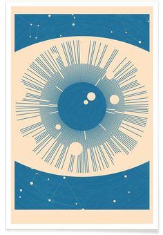 Astronomer's Eye VON Excites now on JUNIQE!