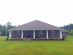 Home For Sale-MS Gulf Coast Long Beach house for sale. ACREAGE! Virtual Tour Available.