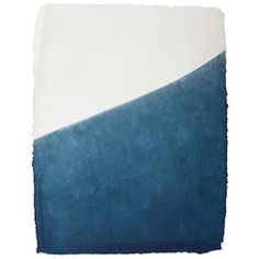 Indigo Dipped Paper