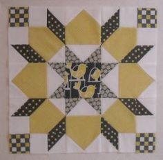 Scrappy Nickel Swoon quilt block tutorial