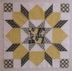 Scrappy Nickel Swoon quilt block tutorial