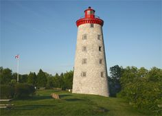 Windmill Point Lighthouse, Ontario Canada | St. Lawrence Seaway