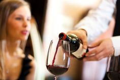 Learn the art of wine pouring from one of our most visited articles.