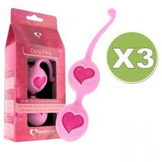 Producto en oferta en nuestro sexshop: FEELZTOYS DESI BOLAS CHINAS ROSA PACK 3  Descubre-lo en nuestra tienda desde https://andorsex.com/es/bolas/9632-feelztoys-desi-bolas-chinas-rosa-pack-3.html