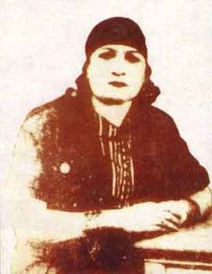 Meryem Xan (1904-1949), one of the best Kurdish Folk Singers of all Time. Her Voice was truly amazing. ‎Sadly she died very young ‎from the consequences of Kidney Disease.