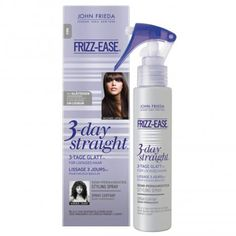 John Frieda - Frizz Ease - 3 day straight: This is the first product that was unveiled for the J'Adore VoxBox. #jadorevoxbox #johnfrieda #3daystraight