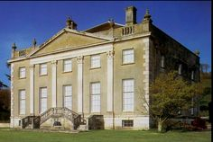 Ranston Estate built by Thomas Ryves Randleston was purchased by Robert Ryves… English Architecture, Country Estate, Days Out, Historic Homes, House In The Woods, Great Britain, New Homes, House Design, Mansions