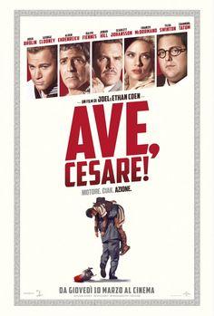 Ave Cesare, il film dei Coen con George Clooney e Josh Brolin, dal 10 marzo al cinema