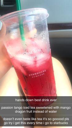 starbucks drinks to try . Starbucks Hacks, Healthy Starbucks Drinks, Starbucks Secret Menu Drinks, Healthy Drinks, Starbucks Refreshers, Starbucks Smoothie, Starbucks Flavors, Frappuccino, Fun Drinks