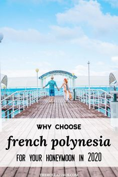 Why you should choose to spend your honeymoon in French Polynesia in 2020 - the best honeymoon ideas to enjoy a vacation in islands like Tahiti, Bora Bora, Moorea, and other French Polynesian islands #traveldream #beautifulvacations #traveltogether Top Places To Travel, Beautiful Places To Travel, Best Honeymoon, Honeymoon Ideas, Bora Bora, Tahiti, Cheap Tropical Vacations, French Polynesia Honeymoon, Best Island Vacation