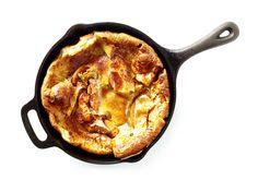 Apple Dutch Baby Recipe - Bon Appétit
