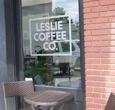 Saturday Spotlight – Leslie Coffee Co. Wichita, Kansas – Wichita Area Events Best Coffee Shop, Hot Coffee, Iced Coffee, Coffee Drinks, Coffee Shops, Wichita Restaurants, Coffee Restaurants, Latte Flavors, Restaurant Deals