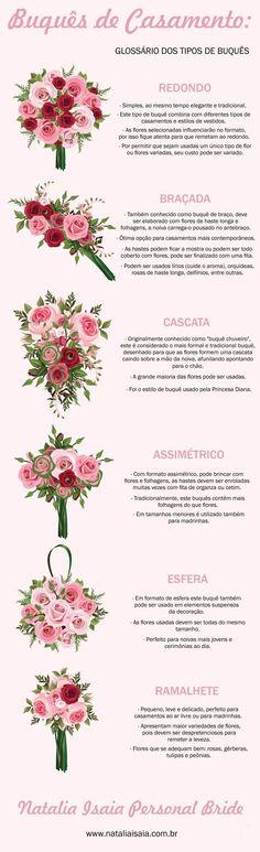 Muitas noivas acabam lembrando do buquê poucos dias antes do casamento e por falta de conhecimento e orientação optam pelo tradicional buquê de rosas