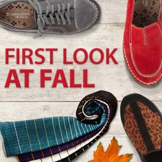 See what's new for fall. We have 100s of styles in extended sizes and widths.
