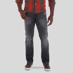 Crafted by Lee Men's Slim Fit Jeans