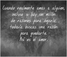 Así es el amor :/