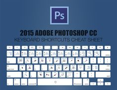 Adobe CC 2015 Keyboard Shortcuts Cheat Sheet ‹ Fahad Jafarullah