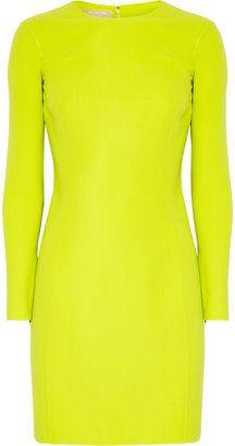 Michael Kors Sheath Dress Neon Yellow
