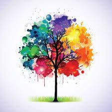 Risultati immagini per albero stilizzato
