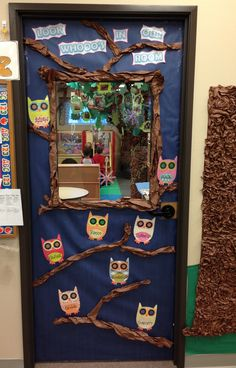 beginning of the year classroom door