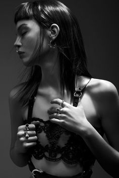 Kate Bogucharskaia for Meadowlark's Dynasty Spring/Summer 2014-2015 Collection