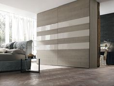 Step 3 sliding door - closets  Tomasella available at Linea Studio