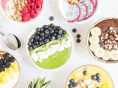 Smoothie Bowl Grundrezept