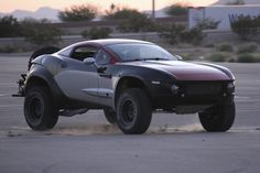Rally fighter.  need.