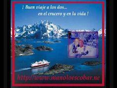 YouTube Manolo Escobar, Nostalgia, Club, Youtube, Folklore, Bon Voyage, Golden Wedding Anniversary, Cruise, Musica