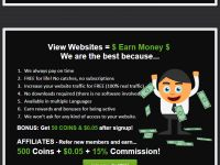 Traffic exchange that pays you cash