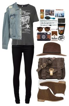 """""""If I could Fly """" by vanessasimao1999 ❤ liked on Polyvore featuring Naked & Famous, R13, Acne Studios, Topshop, Jigsaw, Proenza Schouler, Lomography, J.Crew, Tory Burch and Dolce&Gabbana"""