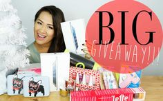 Ann's Big Holiday Giveaway!! | lifestyle