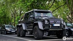 Mercedes 6 X 6