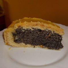 Narancsos-mákos torta Recept képpel - Mindmegette.hu - Receptek