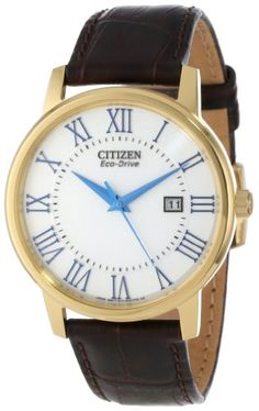 "Citizen Men's BM6752-02A ""Eco-Drive"" Gold-Tone Stainless Steel Watch - http://www.specialdaysgift.com/citizen-mens-bm6752-02a-eco-drive-gold-tone-stainless-steel-watch/"