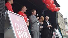 SPD Sommerfest in Gummersbach mit prominenter Unterstützung