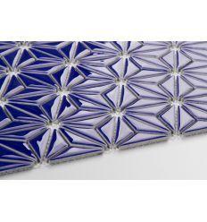 Constellation cobalt blue ciemnogranatowa mozaika kafle ceramiczne w ksztalcie gwiazdy Cobalt Blue, Constellations, Star Constellations, Cobalt