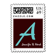>>>Smart Deals for          CHOCOLATE & TURQUOISE Monogram Wedding Stamp           CHOCOLATE & TURQUOISE Monogram Wedding Stamp This site is will advise you where to buyThis Deals          CHOCOLATE & TURQUOISE Monogram Wedding Stamp today easy to Shops & Purchase Online - trans...Cleck Hot Deals >>> http://www.zazzle.com/chocolate_turquoise_monogram_wedding_stamp-172093694841505958?rf=238627982471231924&zbar=1&tc=terrest