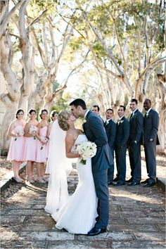Beautiful Wedding Day Photo | By Adriana Klas Photography