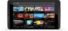 Nvidia Schield k1 Gamer Tablet