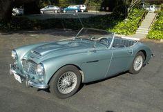 1960 Austin Healey 3000 MK 2+2