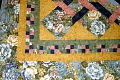 Quilt Borders  Unlimited in Style
