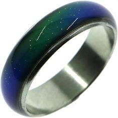 Amazon.com: mood rings Mood Rings, Science Fair, Rings For Men, Amazon, Jewelry, Men Rings, Amazons, Jewlery, Riding Habit
