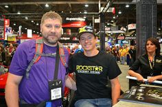 Tanner Foust is a professional racing driver, stunt driver, and television host on the hit History Channel show, Top Gear. He competes in rally, drift, ice racing, time attack and rallycross achieving national championships and world records along the way. Tanner Foust is a three-time X Games gold m