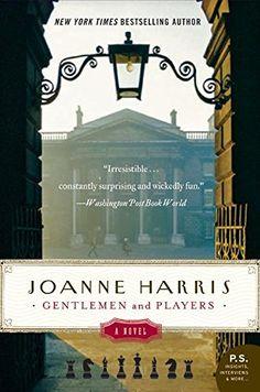 Gentlemen and Players: A Novel (P.S.) by Joanne Harris https://www.amazon.com/dp/0060559152/ref=cm_sw_r_pi_dp_x_j0a6xbCEZ4ARG