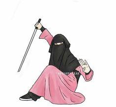 Anime Muslim, Muslim Hijab, Hijab Niqab, Arab Girls, Muslim Girls, Muslim Men, Hijabi Girl, Girl Hijab, Beautiful Muslim Women
