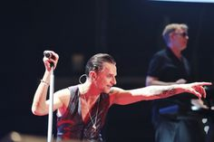 Depeche Mode - Delta Machine Tour, Turin 2014 - Corbis Images